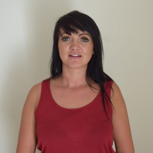 Leah McWilton Senior Support Worker